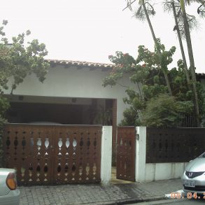 Casa – Vila Jacuí.